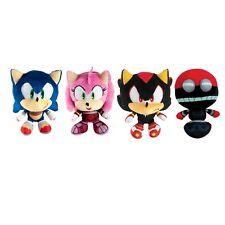 Tomy Sonic Boom Head Plush Toy - Sonic, Amy, Shadow, Orbot