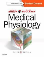 Medical Physiology by Emile L. Boulpaep and Walter F. Boron (2016, Hardcover)