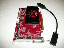 HDMI DVI 3 Monitor HP ATI Radeon HD6570 1GB DDR3 PCI Express Graphics Video Card