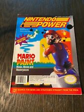 Nintendo Power Volume 39, August 1992, Mario Paint [Poster Included]