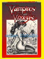 VAMPIRES and VIXENS Factory Set +Bonus Promos by Paresi