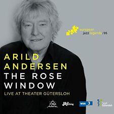 Arild Andersen - Rose Window [New CD] UK - Import