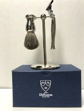 Edwin Jagger The Diffusion Range 3pc Shave Set Nickle Plated S81M719