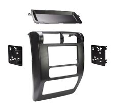 New 2003-2006 Jeep Wrangler TJ Double Din Dash Kit Metra 95-6541 Free Harness