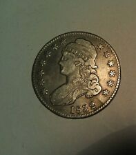 1832 50C Capped Bust Half Dollar Very Fine Condition