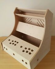 CLASSIC BARTOP ARCADE MACHINE - 2 PLAYER DIY FLAT PACK KIT - 12MM MDF T-MOLD