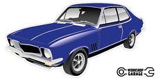 Holden LJ Torana GTR XU-1 2Door - Purple