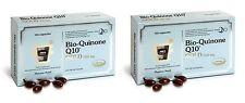 2x Pharma Nord Bio-Quinone Q10 Gold 100mg 150 capsules Ubiquinone coenzyme q10