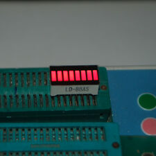 10pcs New 8-Segment Red Color Bar LED