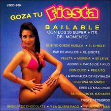 Goza Tu Bailable Fiesta