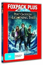 Percy Jackson And The Lightning Thief (Blu-ray, 2010, 2-Disc Set) regions 4,B