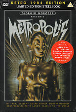 METROPOLIS - Limited Edition Steelbook -