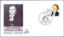BRD 1999: Katharina von Bora! FIDACOS-FDC der Nr. 2029 mit Bonner Stempel! 1807