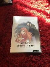 eden of the east paradise lost dvd