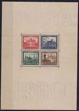 Postfrische Briefmarken aus dem deutschen Reich (1924-1932) als Satz