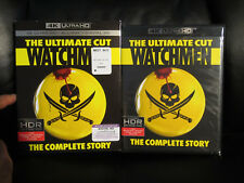 Watchmen The Ultimate Cut 4K UHD Blu-Ray Digital HD w/Slip Cover New Region Free