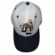 Minor League Baseball San Antonio Missions Game Cap Hat Fitted Mesh Sz 7 New Era