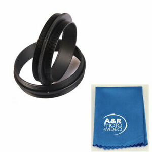 M42 x0.75 to m42 x1 42mm - 42mm male-to-male coupling Ring Adapter for Filters