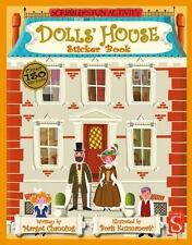 Scribblers Fun Activity: Dolls' House Sticker Book by Margot Channing (2014,...