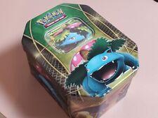 Pokemon TCG XY/S&M Variety Tin (50-Card Deck) - GTD 3 GX, 5 rare, 1 ultra rare!