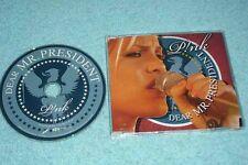 Pink P!nk Maxi-CD Dear Mr President - EU 2-track CD incl. 1x live Wembley