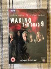 WAKING THE DEAD: SERIES 9, BRAND NEW SEALED *DVD BOX SET* BBC REGION 2, FREE SHP