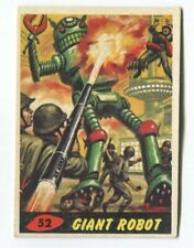 1962 Topps Mars Attack #52 Giant Robot EX