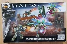 Halo Mega Bloks ODST Troop Pack Brand New And Unopened