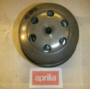 APRILIA SR 50 SR50 H2O SCOOTER CLUTCH DRUM ASSEMBLY COMPLETE CLUTCH 2004 - 2009