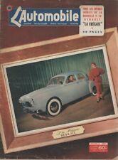 L'AUTOMOBILE 56 1950 RENAULT FREGATE NASH RAMBLER URSS SVEZDA SALUT 500