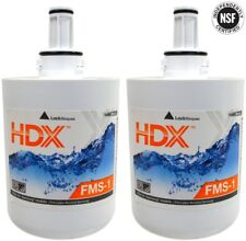 Hdx Fms-1 Refrigerator Replacement Filter Fits Samsung Haf-Cu1S Value 2-Pack