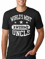 Awesome Uncle T-shirt Best Uncle Tee shirt gift for Uncle
