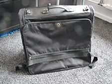 QUALITY SAMSONITE  SUIT/CLOTHS CARRIER - LOVELY USED ITEM LOOK!