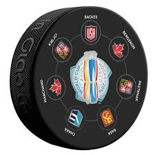 Boston Bruins All Player 2016 World Cup of Hockey Puck