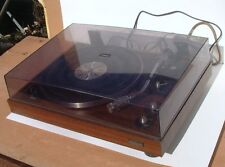 HITACHI PS-15 TURNTABLE  Good Working Vintage Stereo phonograph record player