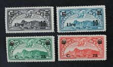 CKStamps: Italy Stamps Collection San Marino Scott#C17-C20 Mint H OG 2 Signed