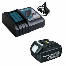 Trousse Energy 191A24-4 Makita Batterie BL1830B 18 V 3,0 Ah + DC18RC Chargeurs
