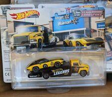 Mattel Hot Wheels Legends Tour Team Transport Corvette Stingray Coupe Carry On