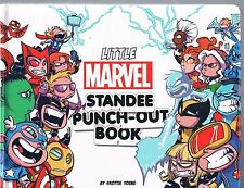 Little Mini Marvels Baby Standee Punch-Out Book by Skottie Young HC 2016