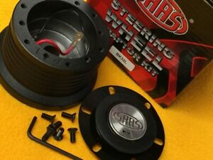 Boss kit for Mazda MX5 MX6 88-on Steering wheel adapter ADR SAAS BK32L
