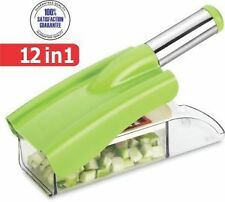12-in-1 Multipurpose Chipser Slicer, Grater Chopper