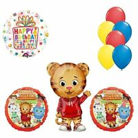 Daniel Tiger Neighborhood Birthday Party Supplies and Balloon Decorations
