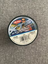 Berkley NEW XTS Saltwater Red Mono Bulk Sea Fishing Line -
