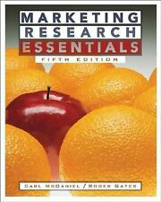 Marketing Research Essentials with SPSS by Carl McDaniel and Roger Gates...