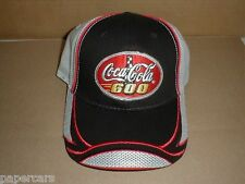 Coca Cola 600 Nascar Auto Racing Charlotte NC Lowes Motor Speedway Coke Hat NEW