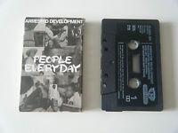 ARRESTED DEVELOPMENT PEOPLE EVERYDAY CASSETTE TAPE SINGLE CHRYSALIS UK 1992