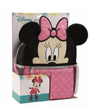 Disney Baby Minnie Mouse Mini Backpack S 00006000 afety Harness Straps Toddlers Girls Bag