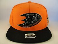 Anaheim Ducks NHL Reebok Snapback Hat Cap