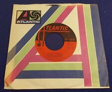 ARETHA FRANKLIN Spanish Harlem/Lean On Me 45 Record Atlantic Records 2817