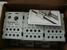 Weidmuller WPDB 185/35 1-8 Power Distribution Block 18794-30000 310 amp box of 3